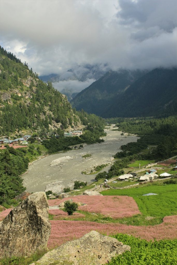 Sangla Valley , one of the most underrated mountain destination of India
