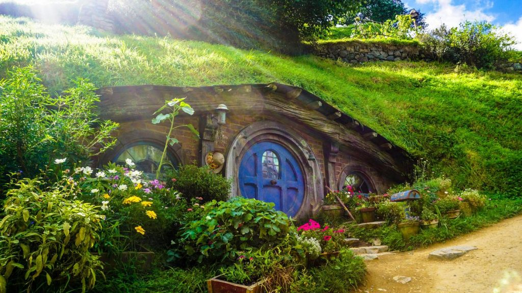 Visit the Shire , for the fans of Lord of Rings, on our New Zealand Journeys