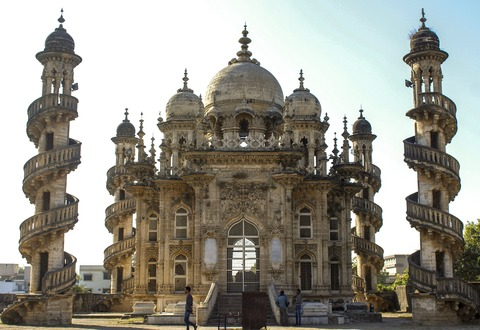 Forgotten heritage structures of Gujarat visited on our Kutch Experience
