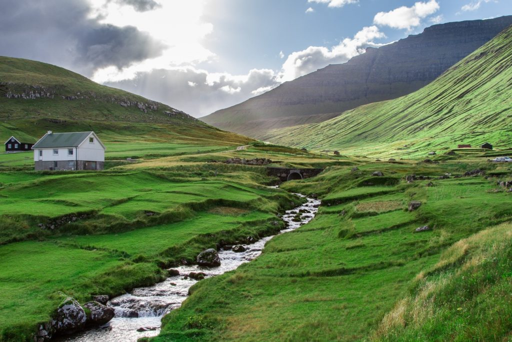 landscapes we get to see on our Faroese Journeys