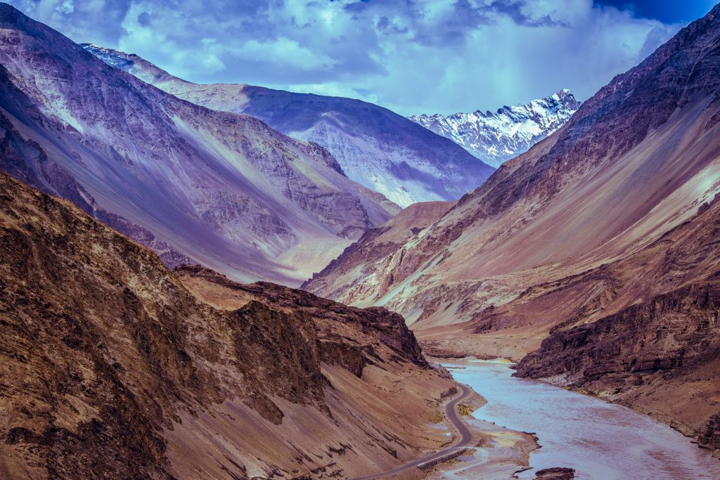 Vistas of Ladakh