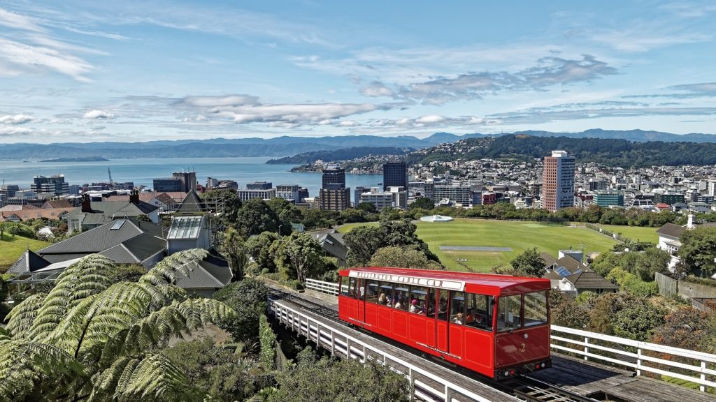 The Heritage Tram ride of Auckland