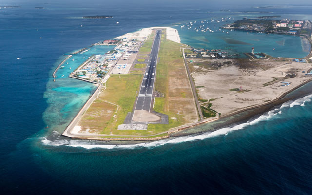 Maldives Travel Guide - Male Airport