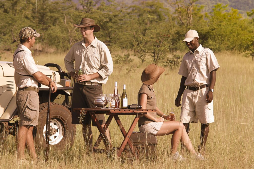 Number of Traveller - African Safari Cost