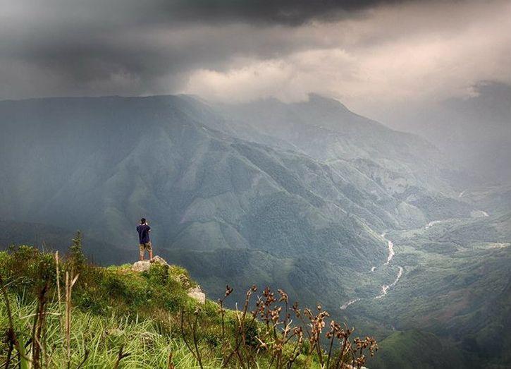 Meghalaya Travel - David Scott Trail