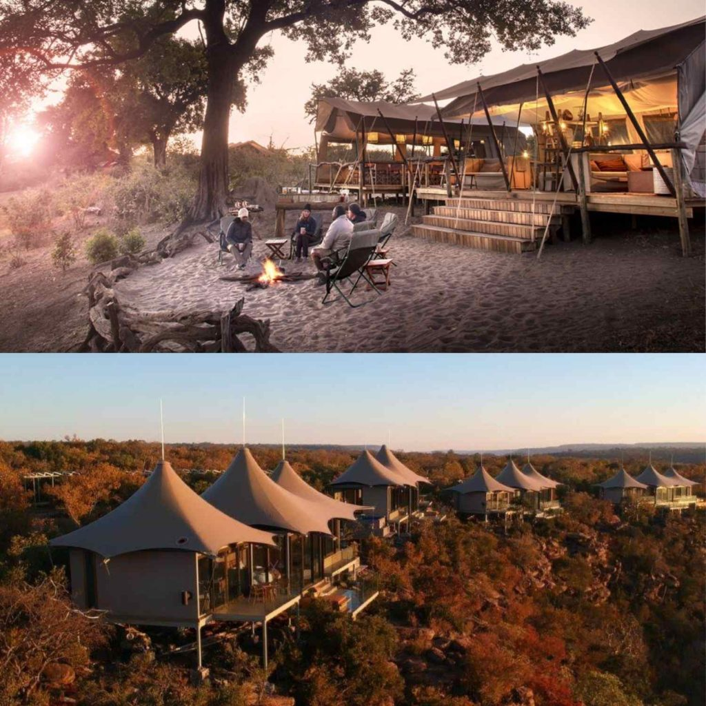 Standard of Accomodations - African Safari Cost