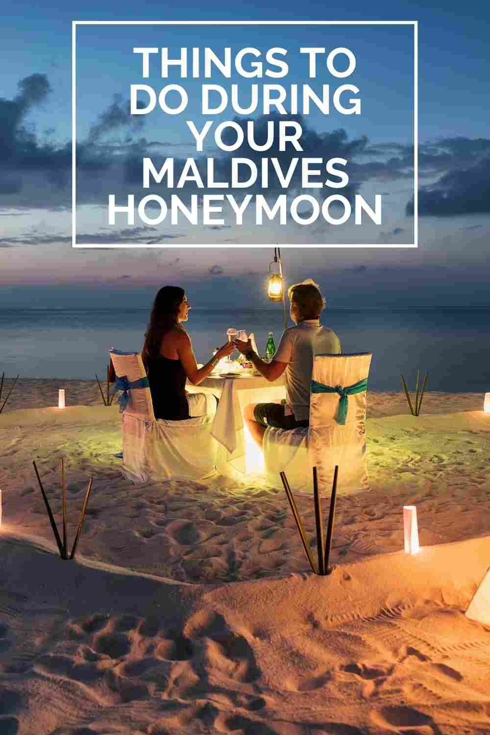 Things to do during your Maldives Honeymoon